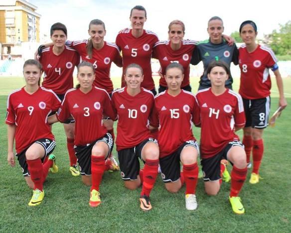 Albaniawomen